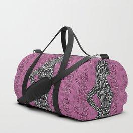 She Said No Duffle Bag