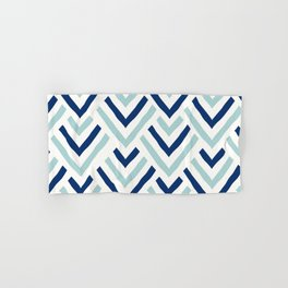 Barbados blue Hand & Bath Towel