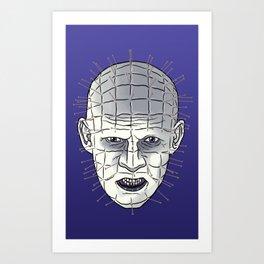 Head Of Pins Art Print