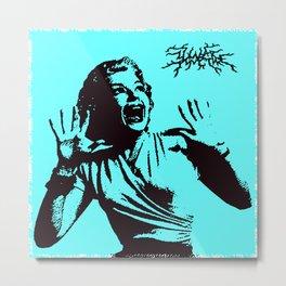 Screamer Metal Print
