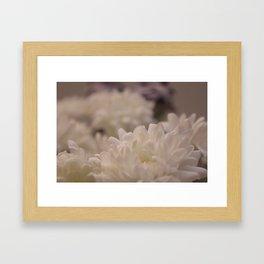 tenderness ,  affection ,  gentleness ,  softness ,  caress Framed Art Print