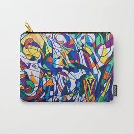 An Extravagant Entanglement Carry-All Pouch