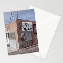 Liquor Store Española Stationery Cards