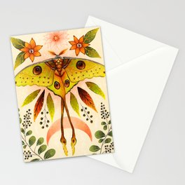 Moth Wings IV Stationery Cards