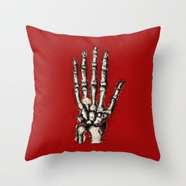 Until death do us part Throw Pillow