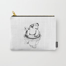 Swimming Poule Carry-All Pouch