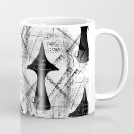 The Pen is Mightier Than The Sword Coffee Mug