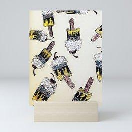 Tumbling Treats Mini Art Print