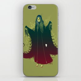 3 Witches iPhone Skin