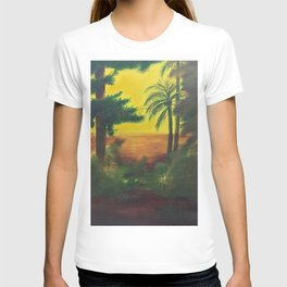 Day in the wetlands T-shirt