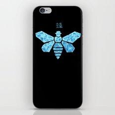 Chemical Blue iPhone & iPod Skin