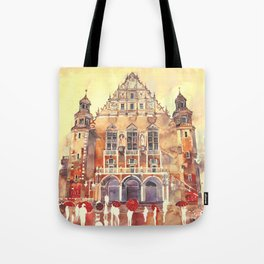 Poznań Tote Bag