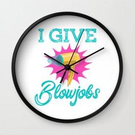 Great Gift Idea For Hairdresser Heartbeat Blower Scissors Comb T-shirt Design Silhouette Heart Wall Clock
