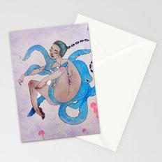 Deep Sea Debauchery Stationery Cards