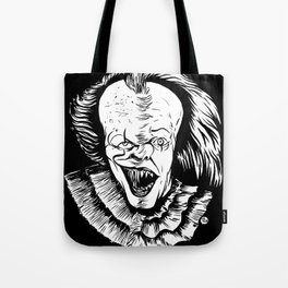 Double Dose of Pennywise Tote Bag