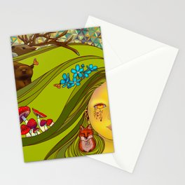 "Mother Nature ""The Forest"" Stationery Cards"