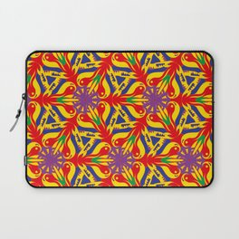 colorful pattern C Laptop Sleeve