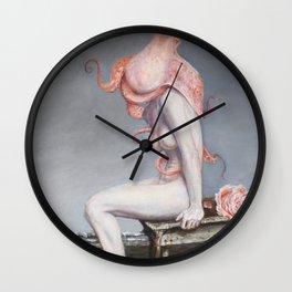 Encephalopoda Wall Clock
