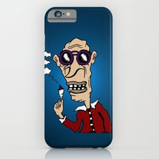 Groovy Hipster from Days of Yore iPhone 6s Slim Case