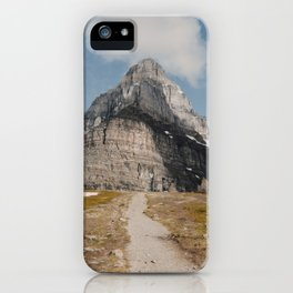 Larch Valley Trail iPhone Case
