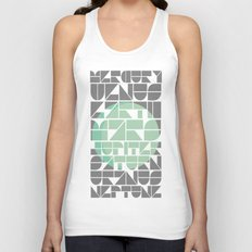 The Planets Unisex Tank Top