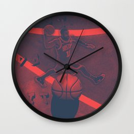 just do it again Wall Clock