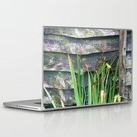 plants Laptop & iPad Skins featuring Plants by Martha Bräuer