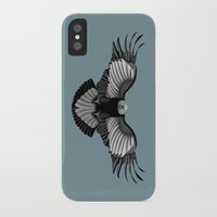 eagle iPhone & iPod Cases featuring Eagle by Schwebewesen • Romina Lutz