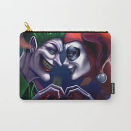Harley quiin love joker Carry-All Pouch