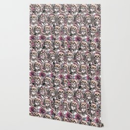 sprites Wallpaper | Society6