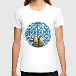 Art Beneath Our Feet - Mexico City T-shirt