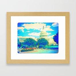 """""""Grand Tour"""" Framed Art Print"""