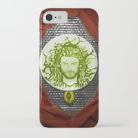 thor iPhone & iPod Cases featuring Thor by Creadoorm