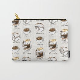 Slow Life Coffee Carry-All Pouch