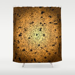 All that gold Shower Curtain