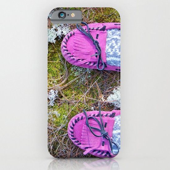 mossy dreams iPhone & iPod Case