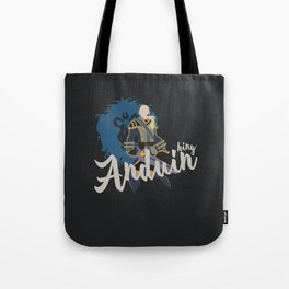 PEOPLE of AZEROTH: Anduin Tote Bag