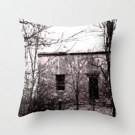 Derilect Throw Pillow