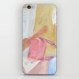 Instrumental Shapes and Cloth iPhone Skin