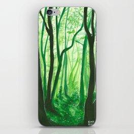 Mossy Dreams iPhone Skin