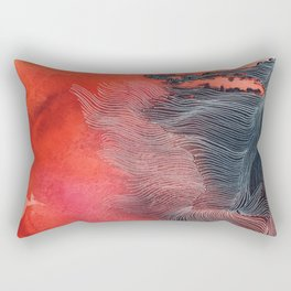 Feel the Way I Do Rectangular Pillow