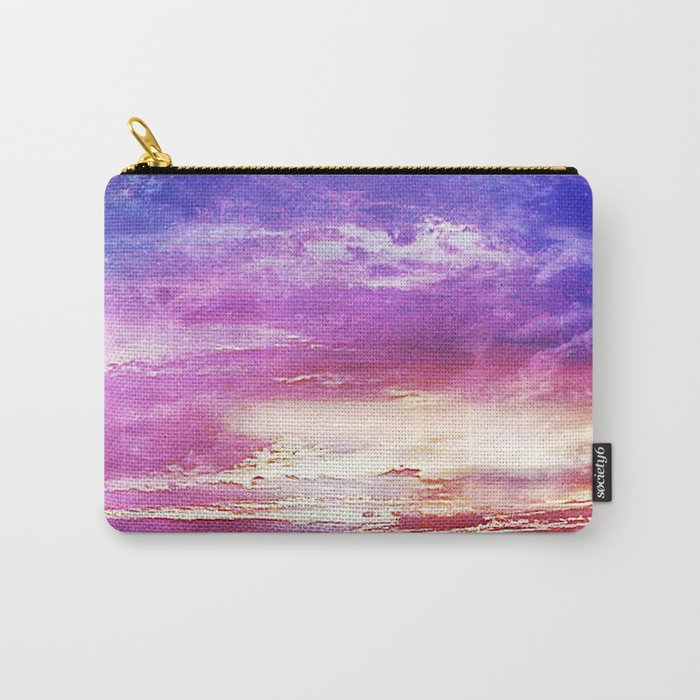 Sunset skies Carry-All Pouch