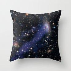 Galaxy ESO 137 Throw Pillow