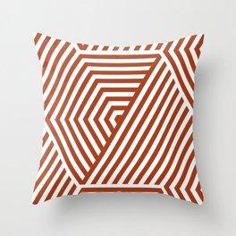 Labirinto Throw Pillow