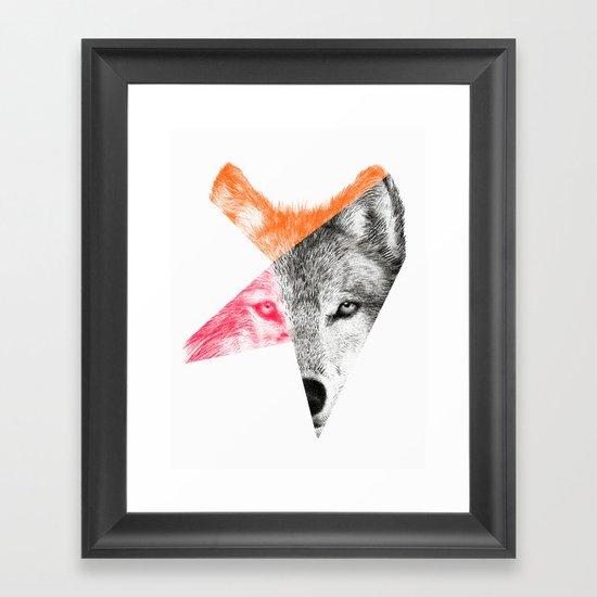 Wild by Eric Fan & Garima Dhawan Framed Art Print