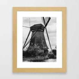 Kinderdijk 040 Framed Art Print