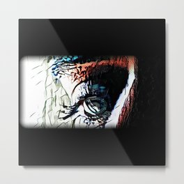 False Memories Metal Print