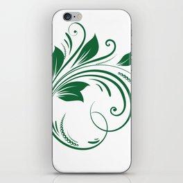 A leaf iPhone Skin