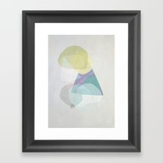 Graphic 117 Framed Art Print