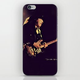 Stevie Ray Vaughan - Graphic 1 iPhone Skin